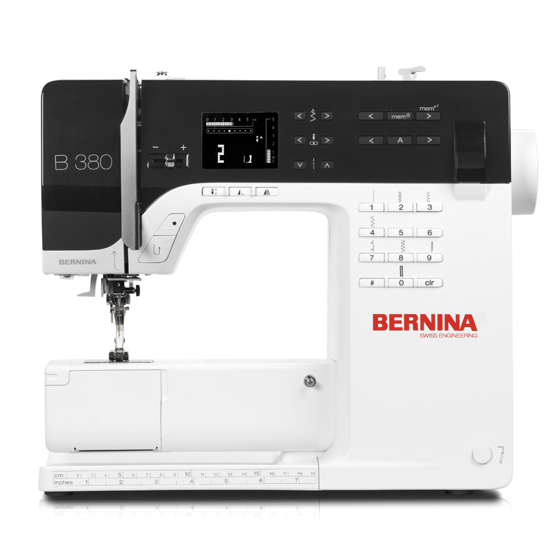 BERNINA 380 -  швейная машина (112) by rivia.kz