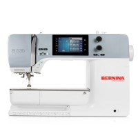 BERNINA 535 швейно - вышивальная