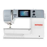 BERNINA 570 QE - швейная машина
