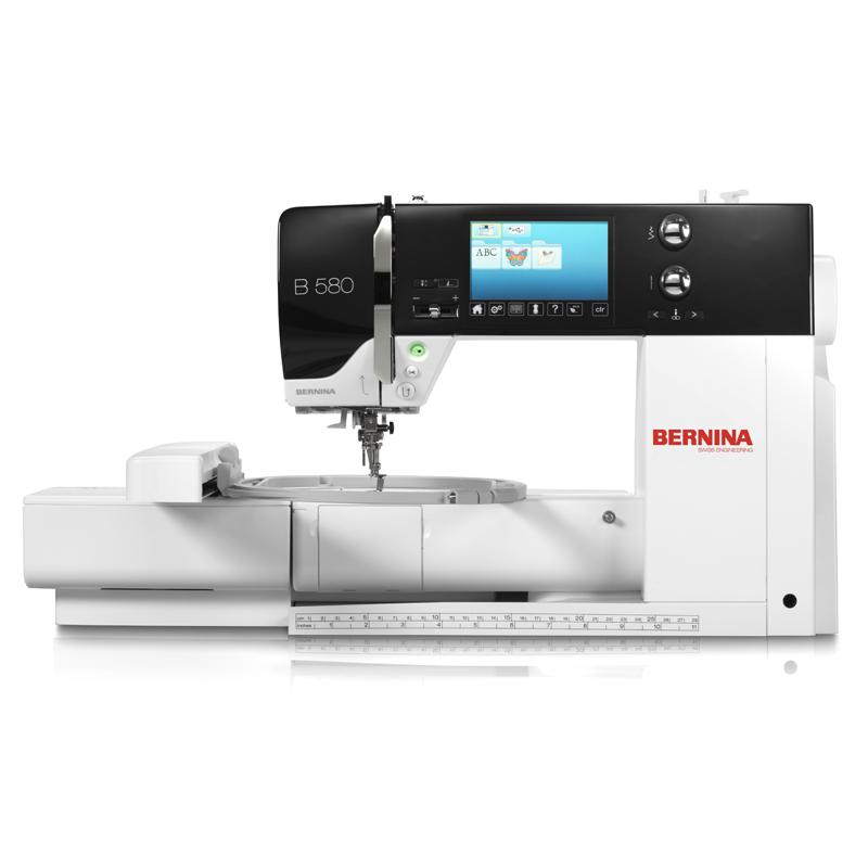 BERNINA 580 + вышивальный модуль (BERNINA 580 + вышивальный модуль) by rivia.kz