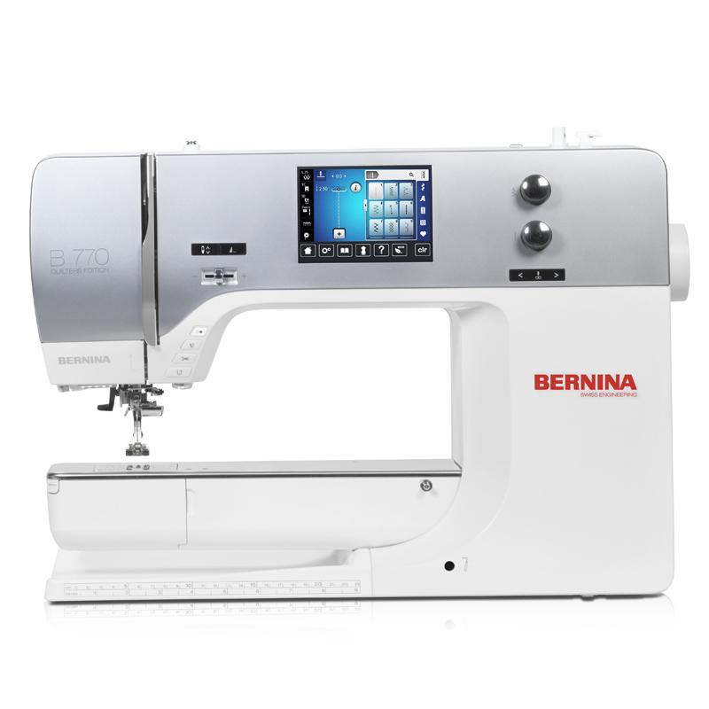 BERNINA 770 QE швейно-вышивальная машина (BERNINA 770 QE) by rivia.kz