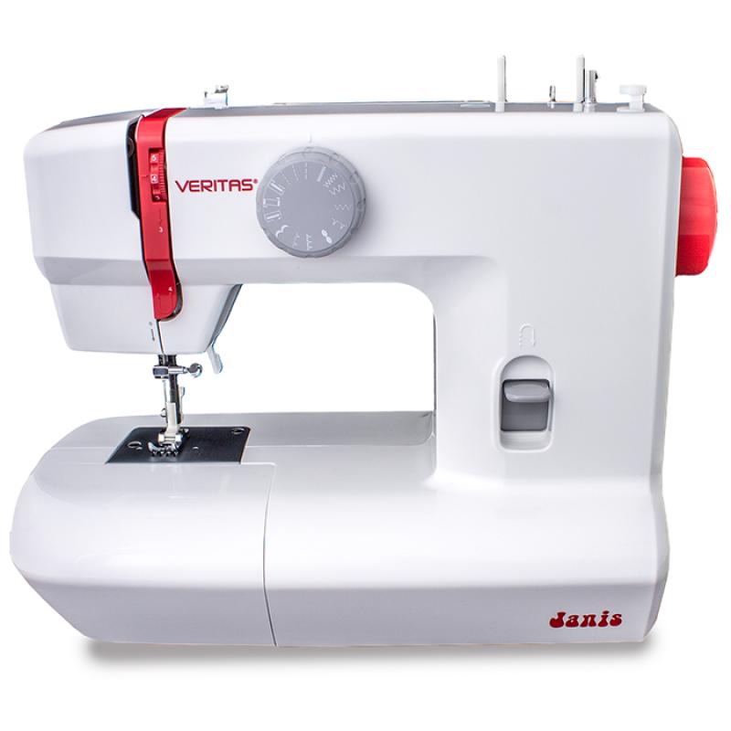 Veritas Janis - электромеханическая швейная машина (2111) by rivia.kz